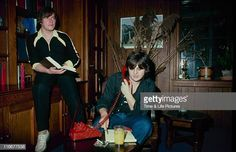 Scottish pop rock band the Bay City Rollers during a photo session in New York City on December Get premium, high resolution news photos at Getty Images Bay City Rollers, Life Pictures, Stock Pictures, Les Mckeown, Stuart Woods, Pop Rock Bands, Special Olympics, Big Guns, Teenage Dream