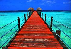 Zanzibar, Tanzania; I love the colors. Plus, whenever I hear Zanzibar, the theme from the Patty Duke show goes through my head! kn