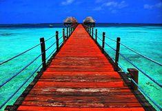Zanzibar, Tanzania; I love the colors. Plus, whenever I hear Zanzibar, the theme from the Patty Duke show goes through my head! kn