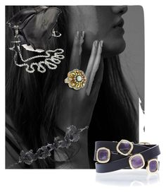 """""""alchemy"""" by leotajane ❤ liked on Polyvore featuring art"""