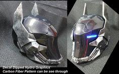 Arkham Knight Helmet Pre-Order by UratzStudios on Etsy