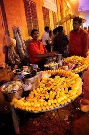 Indian street food!