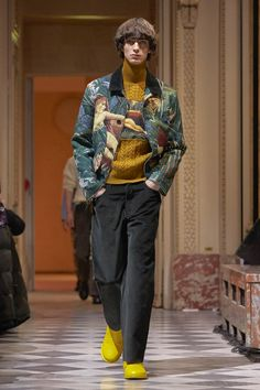 Kenzo La Collection Memento | Ready-to-Wear - Autumn 2018 | Look 24