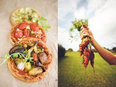 wegetarian food / rostyleandlife.com
