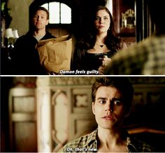 """#TVD 6x11 """"Woke Up With a Monster"""" - Alaric, Jo and Stefan"""