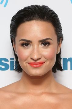 Why Demi Lovato Is The Ultimate Beauty Chameleon