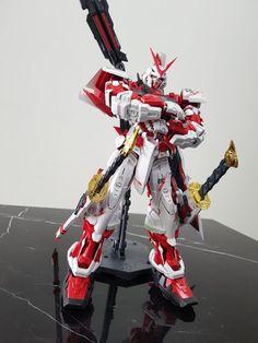 Astray Red Frame, Perfect Grade, Gundam Astray, Kai, Sci Fi, Superhero, Fictional Characters, Science Fiction, Fantasy Characters