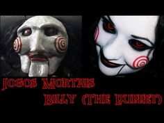 Jogos Mortais/Saw-Billy (The Puppet) Sugestão:Adriana e June - Especial_Halloween - YouTube