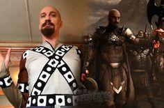 Chroma Key, Samurai, Samurai Warrior