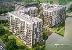 Living Point Mokotów - nowe mieszkania na sprzedaż Warszawa, Mokotów, ul. Konstruktorska 9 - Vantage Development S.A. - RynekPierwotny.pl