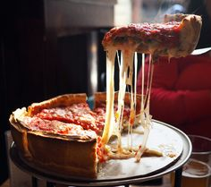 Awesome food photos! giordanos-pizza Thanks for making Chicago CityPASS part of your trip!