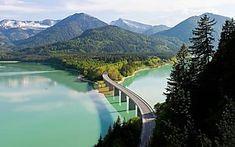 Die 9 spektakulärsten Roadtrips Deutschlands