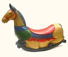 hand carved wooden Rocking Horse http://www.orientalfurnishings.com/productimage.php?product_id=1373