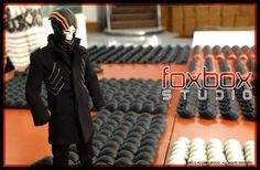 Assembling Hades: A Behind-The-Scenes Look by Foxbox Studios --Hope i can get my toy customizing to this level! :)