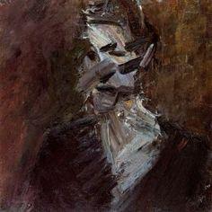 Frank Auerbach - Head of Debbie Ratcliff II Frank Auerbach, Egon Schiele Drawings, Various Artists, Art History, Art Gallery, Fine Art, Picasso, Shadows, Britain