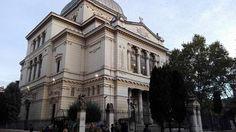 Foto di Emanuela Di Nardo. Sinagoga di Roma.