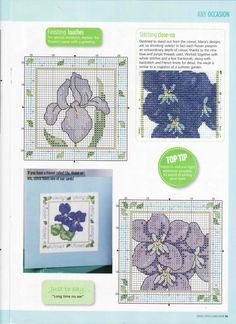 Gallery.ru / Фото #20 - Cross Stitch Card Shop 71 - WhiteAngel