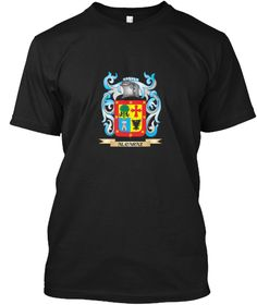 Alcaraz Coat Of Arms   Family Crest Black T-Shirt Front - This is the perfect gift for someone who loves Alcaraz. Thank you for visiting my page (Related terms: Alcaraz,Alcaraz coat of arms,Coat or Arms,Family Crest,Tartan,Alcaraz surname,Heraldry,Family Reunio #Alcaraz, #Alcarazshirts...)