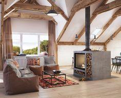 Brennholz-lagern-Wohnzimmer-skandinavisch-gestalten