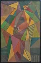 Paul ACKERMAN (1908-1981) - Le chavalier