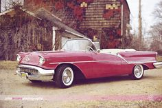 1957 Oldsmobile Special 88 Convertible