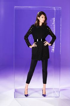 Escada pre fall 2014 collection.