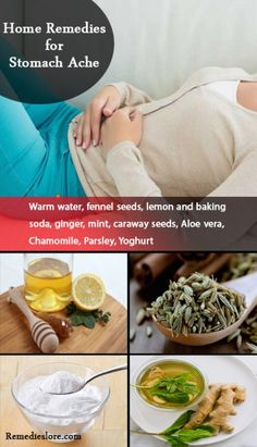 10 Effective Home Remedies for Stomach Ache  The most common type of problem among people of all ages is the stomach pain. If you are suffering from stomach ache then you may experience diarrhea, abdominal cramps, nausea, mild or severe stomach pain and even many a times it may lead to vomiting.  http://remedieslore.com/home-remedies-for-stomach-ache/