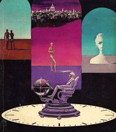 70s Sci-Fi Art. Karel Thole.