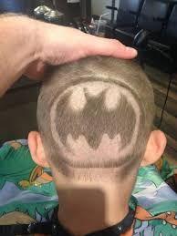 Batman Haircut   Batman Haircut Design