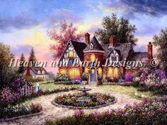 Weybridge Manor by Dennis Lewan