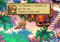 Legend of Mana Part #51 - Drowned Dreams