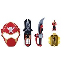 """Kingston would LOVE this!   Power Rangers - Super Megaforce - Deluxe Training Set - Bandai - Toys""""R""""Us"""