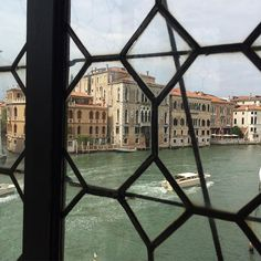 Land and See. There is no bad view. #zutano #inspiration #biennale #venice