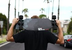 121C Boards: The Spacecraft Inspired Skateboard by Ryan Olliges — Kickstarter. The ultimate skateboard crafted of pure carbon fiber upcycled from the production of modern day rockets!