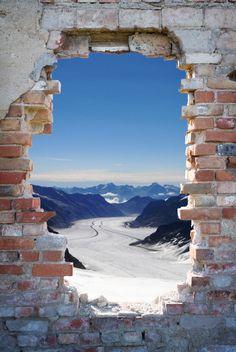 Fotomural decorativo muro glaciar #fotomuraldecorativo #fotomuraldecorativomuroglaciar #devinilosfotomuralmuroglaciar