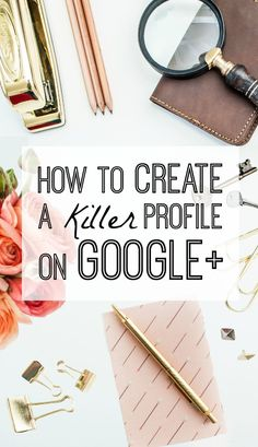 How to Create a Google+ Profile in 2015.  Did you know that using Google plus is a great way to increase your SEO?  You'll rank better in search for certain terms by optimizing your Google + profile.  There are so many ways to grow your blog or business using Google+.  We'll start by setting up your profile (which includes DoFollow Links!)  Follow the post step-by-step and you'll be well on your way to success with Google plus.