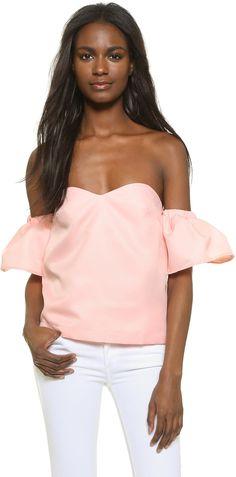 re:named Over the shoulder top on ShopStyle