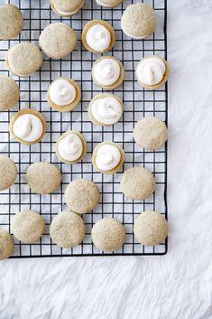 Chai Latte Sandwich Cookies | Broma Bakery
