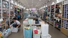 Miniso sells fashion, cosmetics, accessories, homewares and in overseas stores, a selection of food.