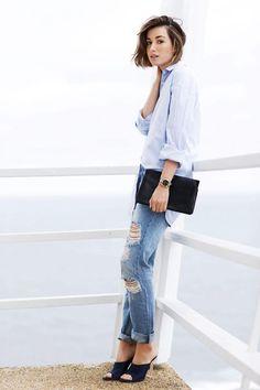 Fashion Inspiration | Classic Shirt