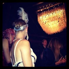 AdR: Anna Dello Russo  at H  party - @cristina_nava- #webstagram