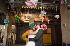 New Children's Museum Wedding - Blair Nicole Photography
