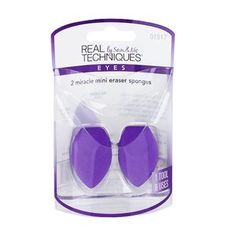 Real Techniques 2 Miracle Mini Eraser Sponges - £5.99 - Pixiwoo newness from Sam & nic!