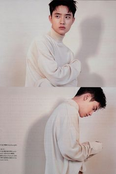 Do Kyungsoo for Marie Claire October Issue 2018 Kyungsoo, Chanyeol, Exo Ot12, Kaisoo, Shinee, Two Worlds, Exo Lockscreen, Xiuchen, Kim Minseok