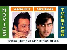 Smartpost: Sanjay Dutt and Ajay Devgan Shared Silver Screen I... Bollywood Wallpaper BOLLYWOOD WALLPAPER | IN.PINTEREST.COM WALLPAPER #EDUCRATSWEB