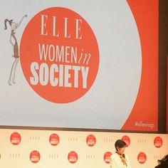 いいね!21件、コメント6件 ― yukik0さん(@yukik0pics)のInstagramアカウント: 「. 働く女性のための#ELLE のイベント、woman in societyに昨日、プライベートで行って来ました。 .…」