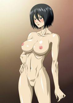Mikasa Ackerman Hentai porno