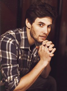 ben barnes - i've got a summer job this year and there's a guy who looks like him!