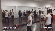 Clase de Lyrical Hip Hop Lunes de 17:30 a 19:00h
