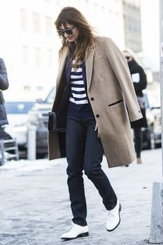 Caroline de Maigret | Camel and Navy